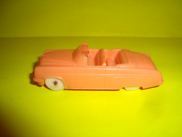 1 25 Scale Model Car Parts 1961 Chevy Corvair Chrome